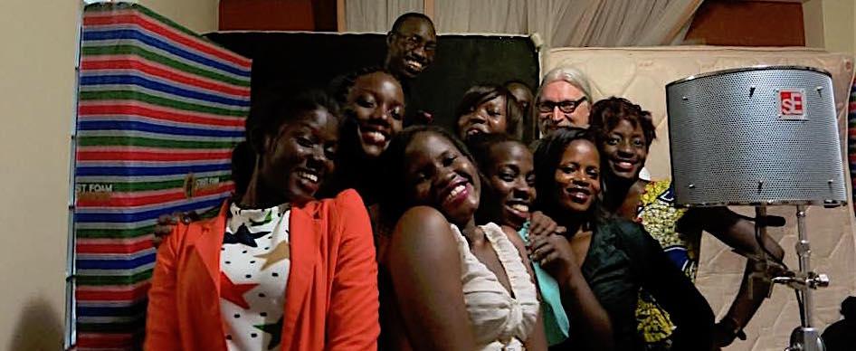 Uganda March 2016